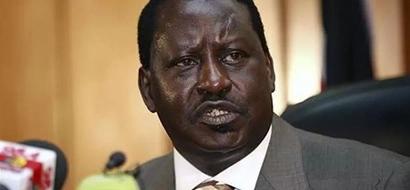 How Treasury Cabinet Secretary Henry Rotich Disrespected Raila Odinga