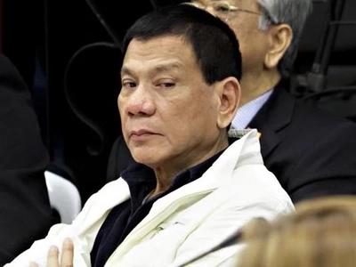 No media interviews till the end of my term – Duterte