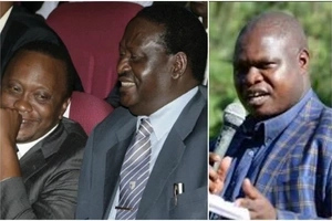 CONFUSION as Kisii politician dumps Jubilee for ODM, then reverts to Jubilee