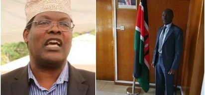 State responds to fiery Miguna after claims his passport was tampered with before being surrendered