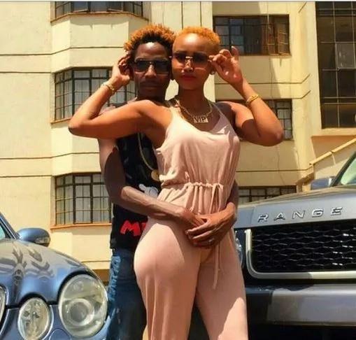 Women who kept Eric Omondi warm before his fiancee arrived