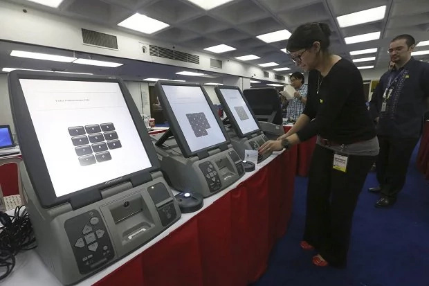 Smartmatic commits breach of protocol