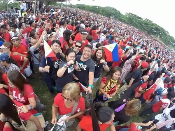 Duterte Grand Rally happening in Luneta, Cebu, and Davao