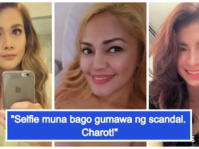 The funniest 'Selfie muna bago' posts featuring your favorite celebrities