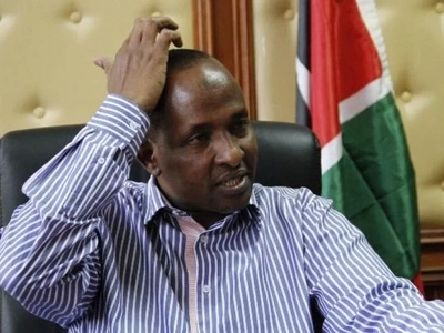 Aden Duale mocked after he was praised for bringing  sunset to Garissa