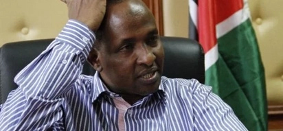 Aden Duale taunts NASA over passport suspension