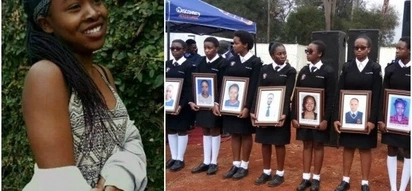 Mother's heartfelt tribute after identifying her daughter's body among Moi Girls victims