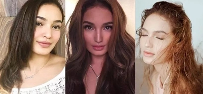 Bagay anumang kulay! Sarah Lahbati shows off how she achieves perfection with superb hair colors