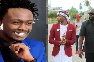 Diamond Platnumz unhappy with criticism meted on Kenya's Bahati