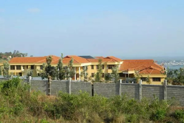 See photos of the Raila's house that everyone is talking about