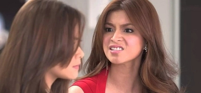 Ramdam na ramdam ko! Enthralled Angel Locsin gets carried away by Angelica, Dingdong and Paulo's stellar performance