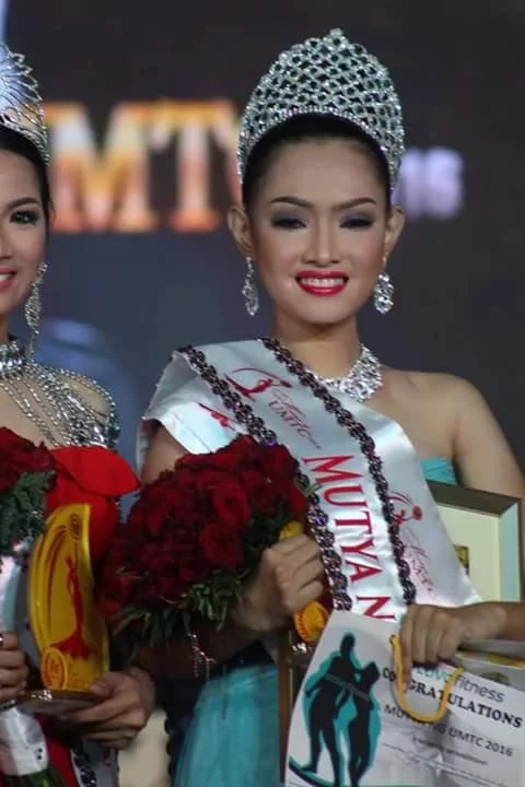 Ms. University Mindanao 2016 speaks up on Duterte's drug war