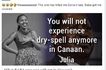 Kenyans try to find their roles in Canaan and it's the funniest thing you will see today