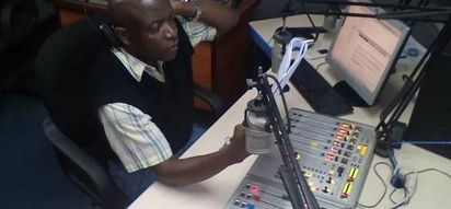 Popular Radio Citizen presenter escapes death by a whisker