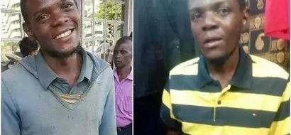 """MPENZI wa """"chokoraa"""" aliyeokota KSh 200,000 na kurejeshea mwenyewe azungumza"""