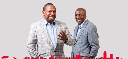 Mike Sonko Partnership With Corporate Executive to Ensure August 8 Win