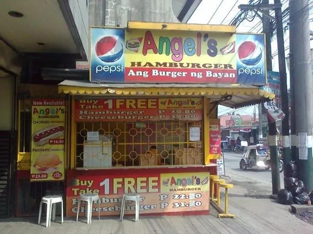 Customer slams Angel's Burger