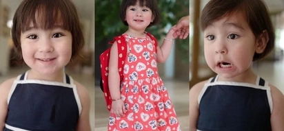 7 times Scarlet Snow's apple cut is just too cute for anyone to handle