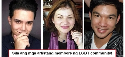Mga artistang LGBT! 8 Pinoy celebrities who have come out of the closet