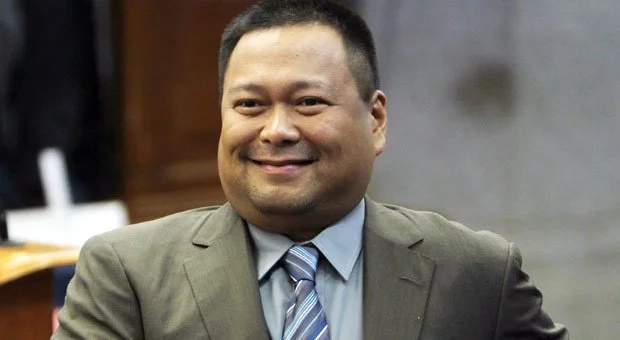 Senate in a quandary over suspension of Senator JV Ejercito
