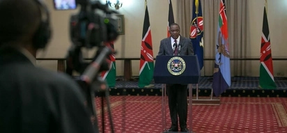 Uhuru's cabinet shocker as he kicks out cabinet secretaries retaining only six