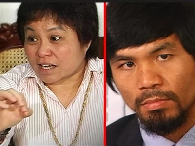 Pacquiao's taxes ballooned - Henares