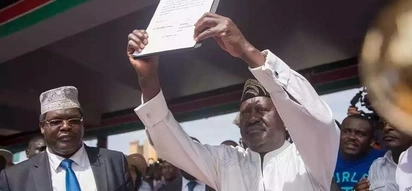 Raila's swearing-in was an attempt to overthrow govt - CS Matiang'i