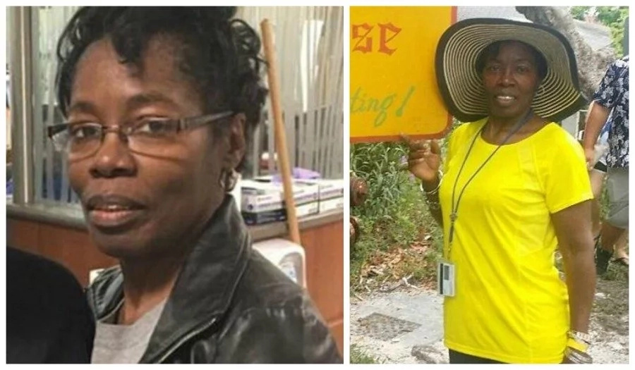 Good Samaritan! Hero woman, 56, jumps on criminal's back to help POLICE officer (photos)