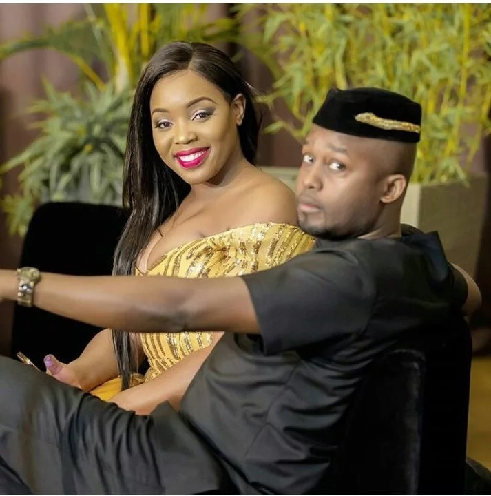 Risper Faith's rich fiancée shuts down cheating rumours days after he was caught pants down