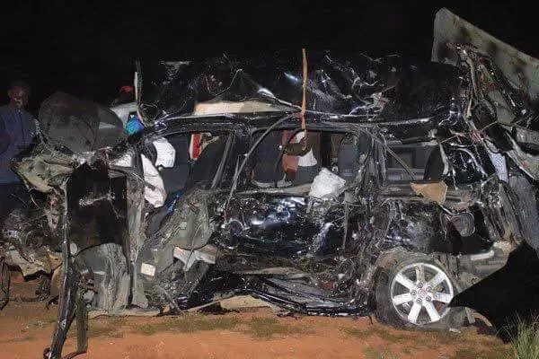 Kenyans react to the death of 7 Kenyatta university girls at an accident