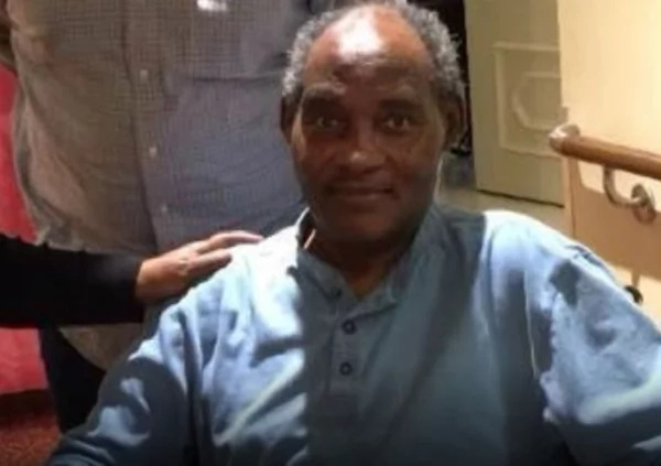 Kenyan man in a New Jersey hospital for TWO YEARS AND NOT VISITED helped by Kenyans locate family