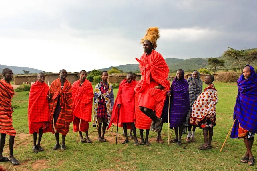 Uhuru's gift to the Maasai after untimely death of CS Joseph Nkaissery