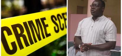 Kiambu deputy governor's bodyguard shot, his father murdered in night raid