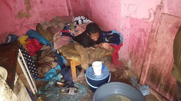 Exposed! Painful struggles of disabled and poor immigrant in Europe's informal settlement