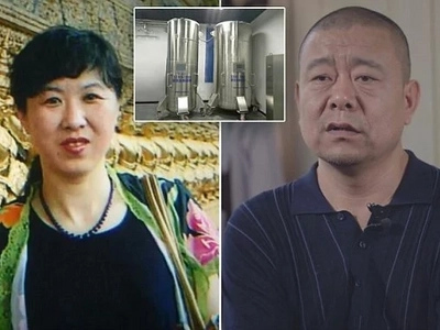 She's not dead! Man has his dead wife's body frozen so scientists will bring her back to life