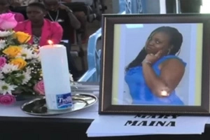 Emotional send off as girl killed in Kisii accident is buried at her home