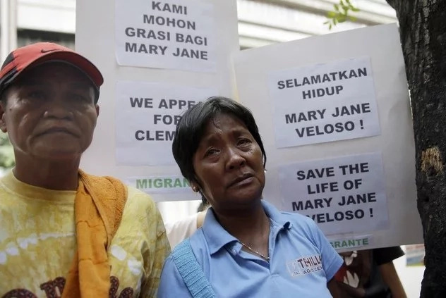11 developments about Mary Jane Veloso's case