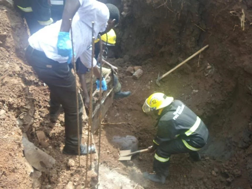 Three feared dead after wall collapses in Westlands, Nairobi