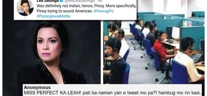 Mayabang daw siya? Lea Salonga's reminder to call center agents to speak clearly elicits mixed reactions
