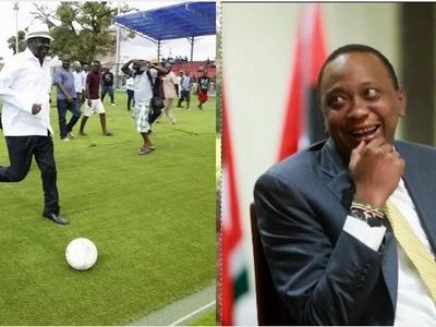 Raila Odinga to be booed on stage in Mombasa, reports emerge