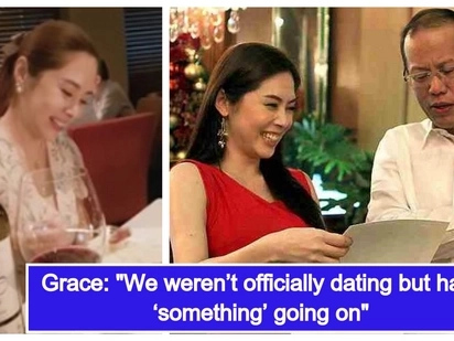 Grace Lee, nagsalita na tungkol sa naging 'relasyon' nila ng dating pangulong Pnoy