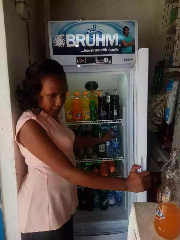 Woman who saved childhood friend from drug abuse now gets him a shop and house