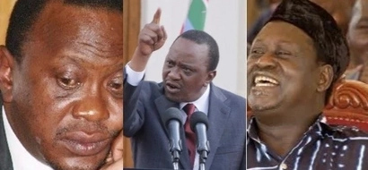 Uhuru's victory over Raila to be challenged in court and TUKO.co.ke has all the details