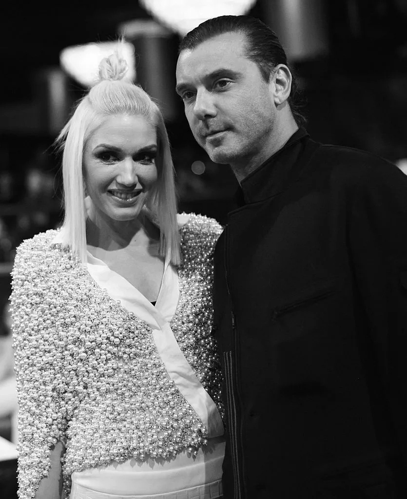 Gavin Rossdale and ex-wife, Gwen Stefani | Photo: Getty Images