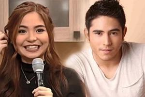 Natunaw sa kilig! Gerald makes teen star Sharlene San Pedro melt like butter on 'Magandang Buhay'
