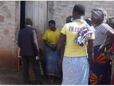 Tragedy as woman stabs her pregnant co-wife to death and husband does not intervene