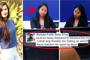Bastos at mayabang! This Pinay netizen accused this Pag-IBIG employee of disrespecting & embarrassing a client in Cavite!