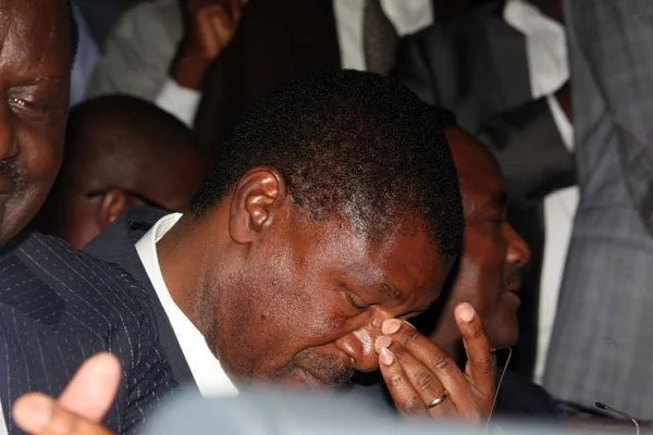 Wamalwa, Simiyu fight it out in club, and before Wetangula