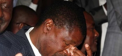 CORD's Wetangula in BIG trouble as Bukusu elders and officials abandon him