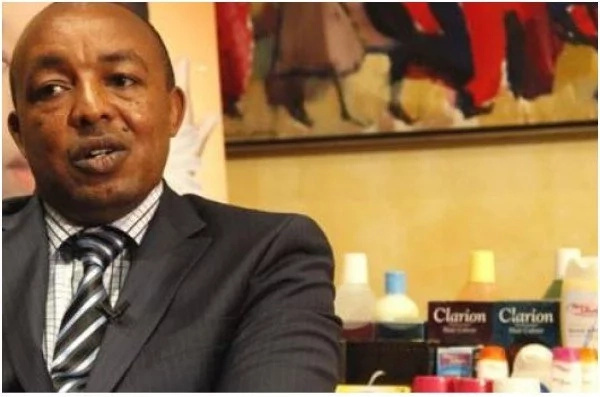 SCARE as billionaire businessman loses his cool, fires gunshots along Kiambu road